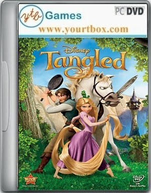 Free Full Version Pc Games And Softwares Tangled The Video Game Pc Game Free Download