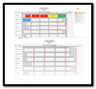 Jadwal Pelajaran Kurikulum 2013 SD/MI Terbaru 2018/2019