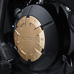 Aksesoris Honda Sonic 150R Crankcase Engine Cover