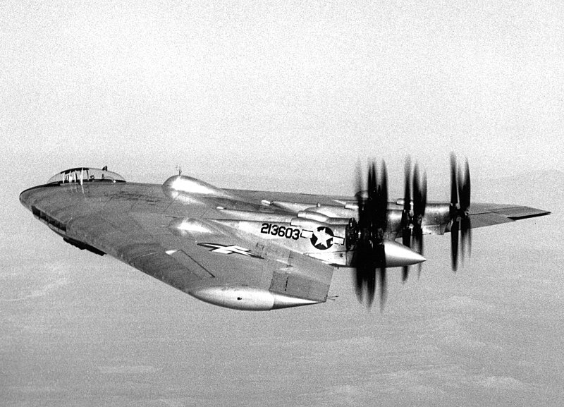 The Historic Heap: Silver Wings of the YB-35 and YB-49 German Ww2 Weapons