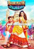 Download Badrinath Ki Dulhania MP3 Songs Free Listen Online at [www.zainsbaba.com]