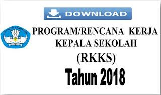 Contoh Program Kerja Kepala Sekolah SD SMP SMA SMK Tahun 2018