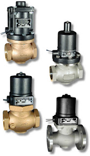 industrial solenoid operated valves