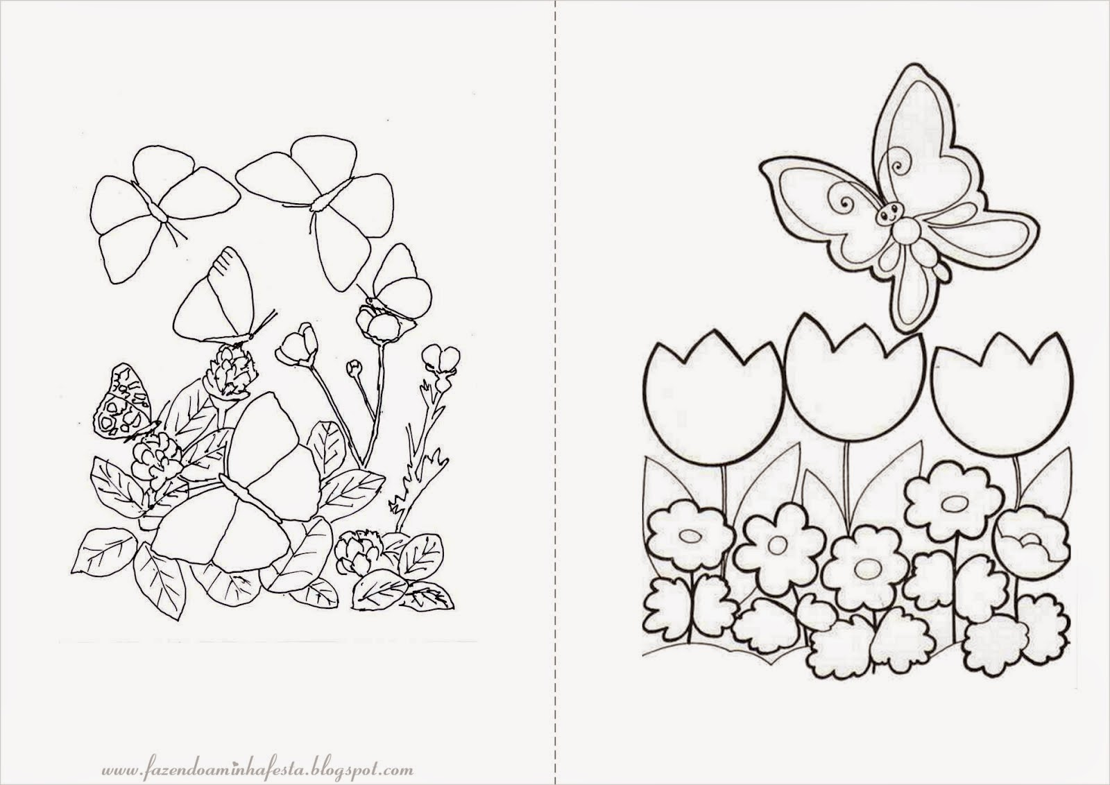 Colorindo Com As Lembrancinhas Rcbx Desenhos Para Imprimir E