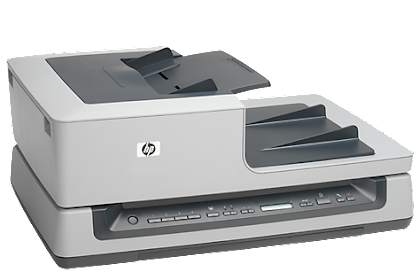 Download HP Scanjet N8460 Drivers