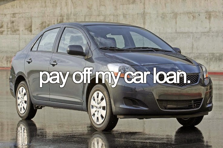Benefits of pay off car loan early and improve your credit history. - Credit Reports & Reporting ...