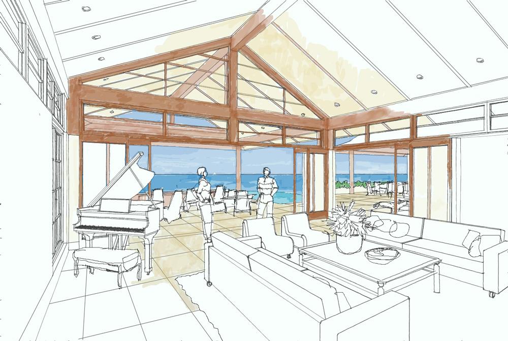 Home  plans  ocean  view  House  design  plans