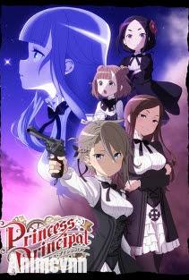 Princess Principal -  2017 Poster