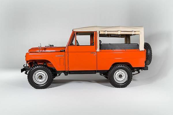 Nissan Patrol For Sale Craigslist >> 1977 Nissan Patrol For Sale $33,500