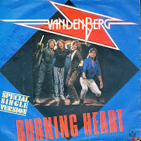 Burning heart. Vandenberg