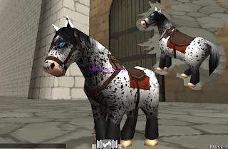 Mole Dark Horse Skin - Attack On Titan Tribute Game