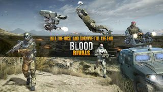 Download Blood Rivals: Survival Battleground