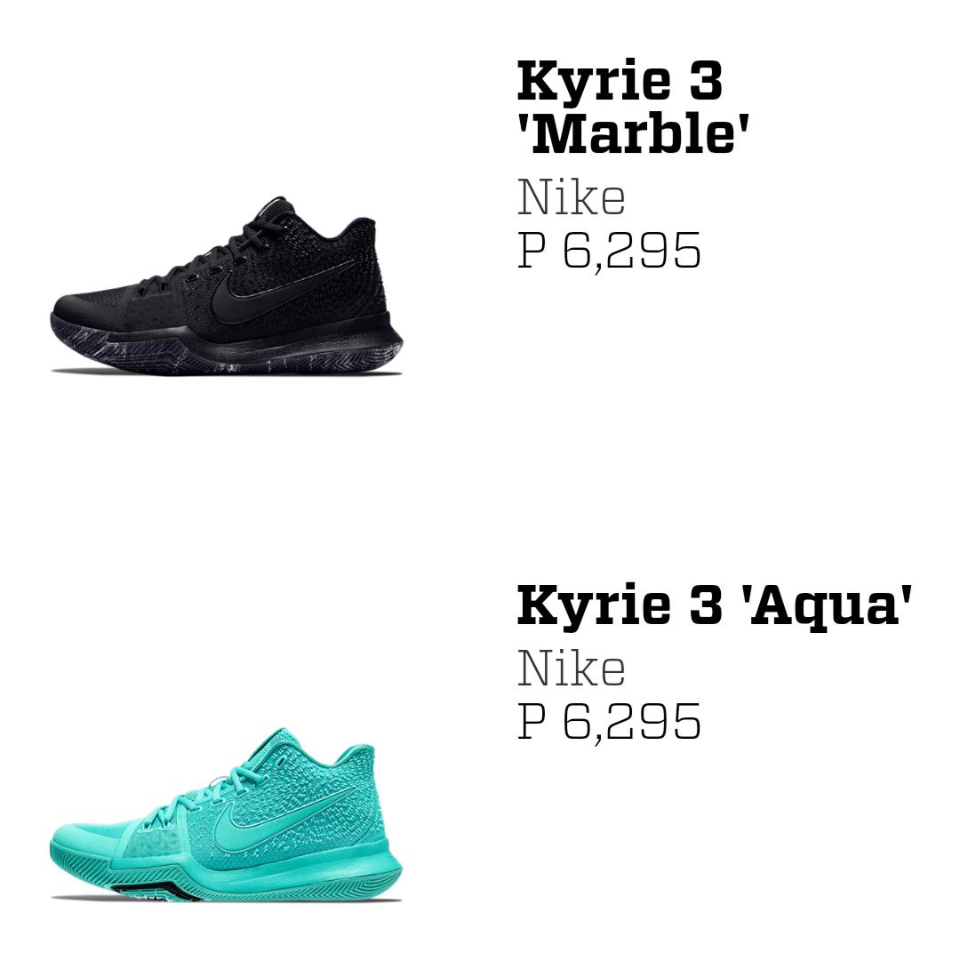 The Kyrie 3