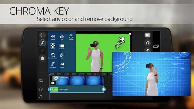 Powerdirector - Aplikasi Edit Video Terbaik Untuk Android