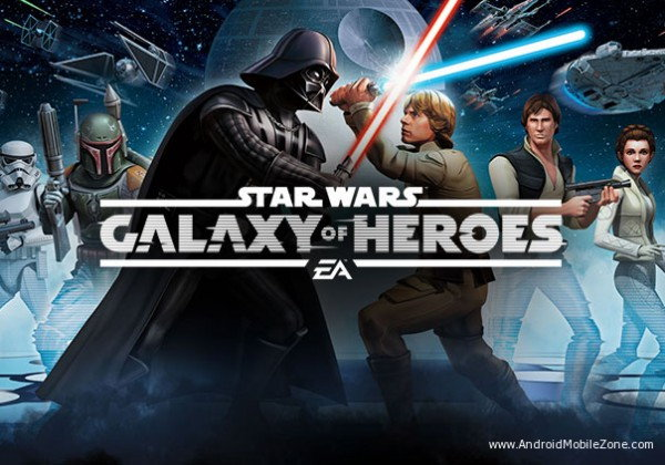 Star Wars Galaxy of Heroes MOD APK Android 0 15 423425 - Games PC