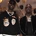 Offset realiza festa de despedida de solteiro surpresa para Gucci Mane