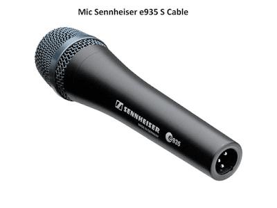 Microphone Kabel Balance dan Unbalance