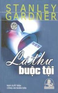 Lá Thư Buộc Tội - Erle Stanley Gardner