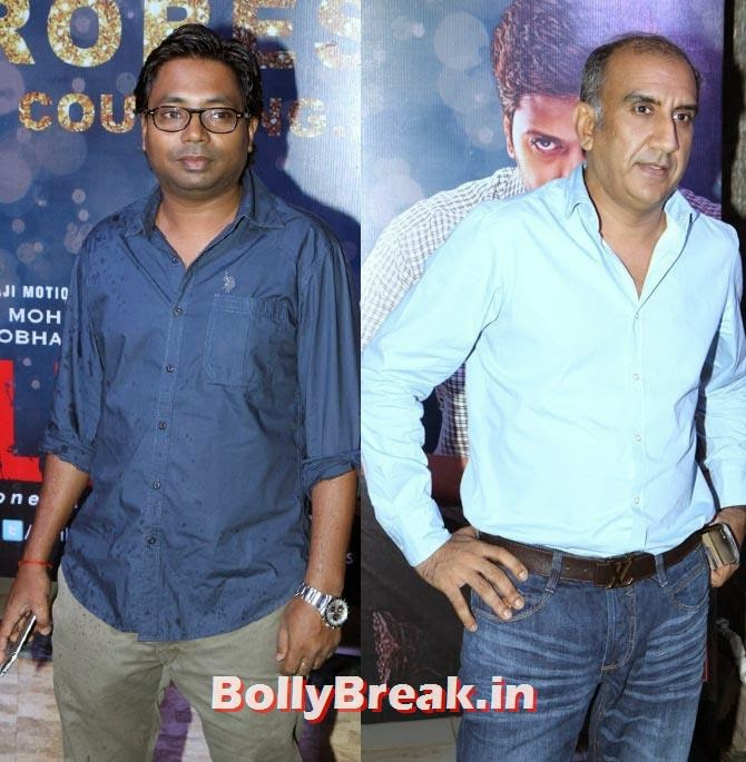 Rajkumar Gupta and Milan Luthria, Alia, Sonakshi, Shraddha party with Ek Villain team