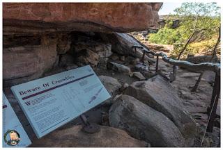 Arte rupestre aborigena