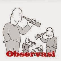 Macam-macam, Manfaat, Obyek, Tahapan, Keuntungan, Kelemahan Observasi