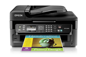 Epson WorkForce WF-2540 Printer Driver Downloads & Software for Windows
