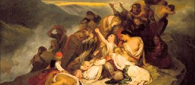 Ο χορός του Ζαλόγγου – Τα γεγονότα και οι αντίθετες απόψεις (φωτο)