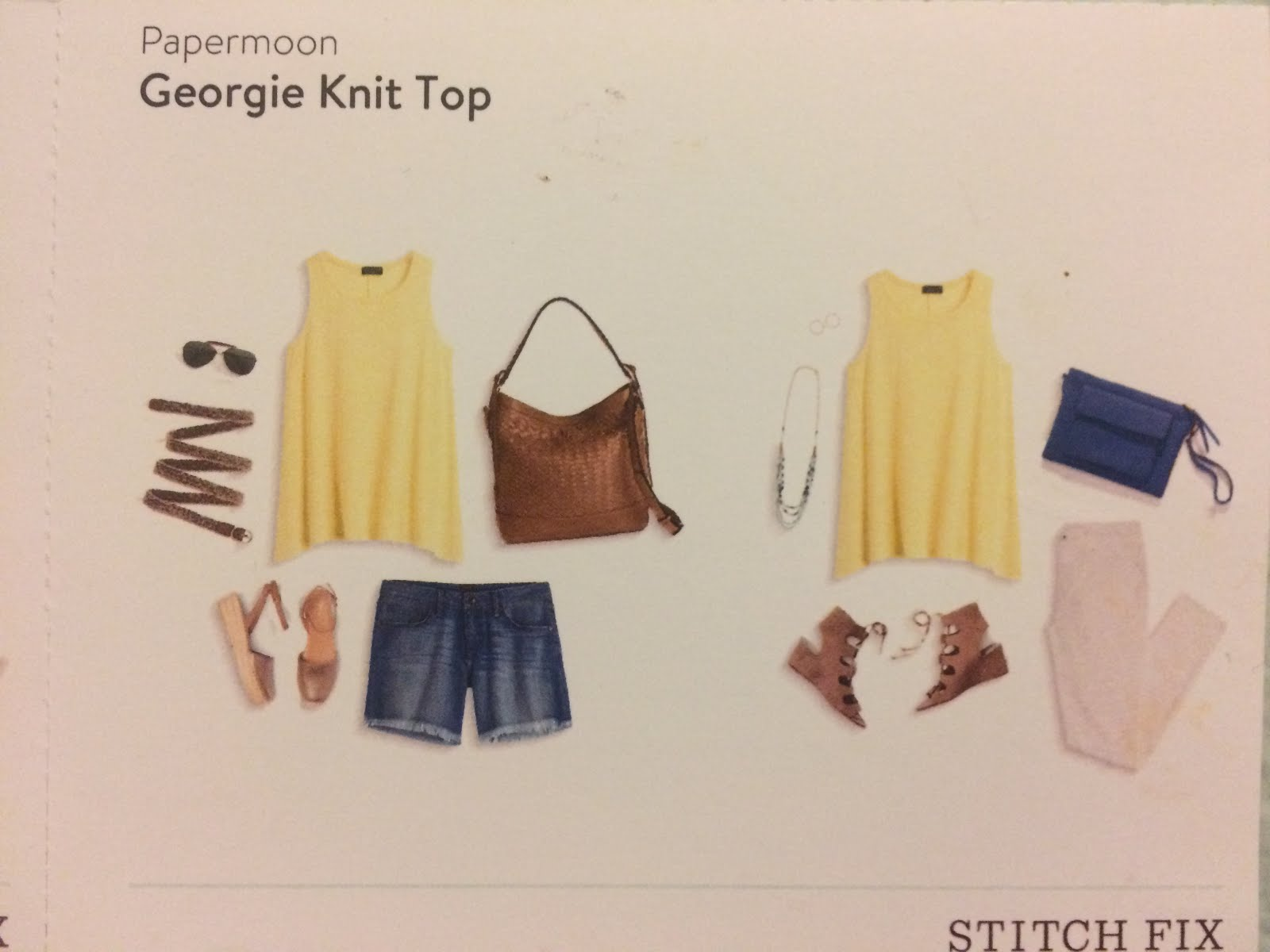 Plan To Happy Stitch Fix Review 10 Subscription Box Review
