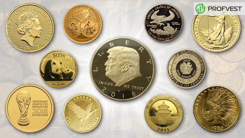 Инвестиционные монеты: как на этом заработать?