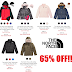 EXPIRED!! 65% off The North Face Kids Jackets Boy: The North Face Tamburello Jacket, Boys (5-20) $30.99 (Reg $89), Vortex Hooded Triclimate Jacket With Beanie & Etip Gloves $48.99 (Reg $140), Big Girls Tamburello Jacket $30.99 (Reg $89), The North Face Little & Big Girls Warm Storm Hooded Jacket $30.99 (Reg $90) and more + Free Shipping