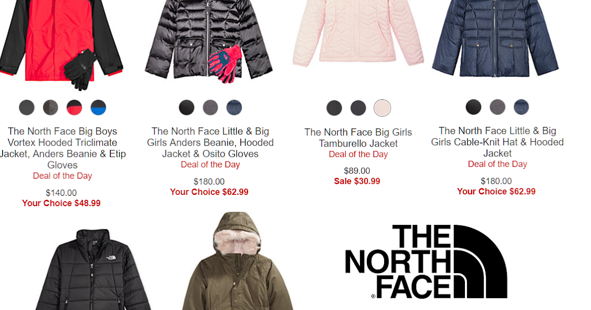ad0a27d2c EXPIRED!! 65% off The North Face Kids Jackets Boy: The North Face ...
