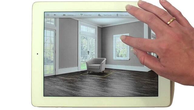 أفضل 3  تطبيقات أندرويد لتصميم ديكورات المنزل