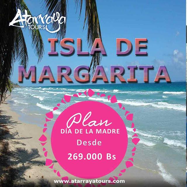 imagen Plan  de viaje dia de la madre Isla de Margarita