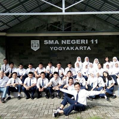 SMAN 11 Yogyakarta