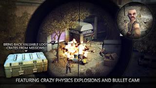 Last Hope Sniper - Zombie War MOD APK