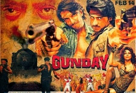 Gunday music songs: gunday (2014) hindi mp3 free songs download.