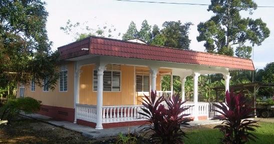 Gambar Teras Rumah Sederhana Di Kampung