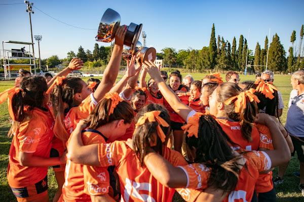 Tucumán Campeón Femenino del Seven de la República 2019