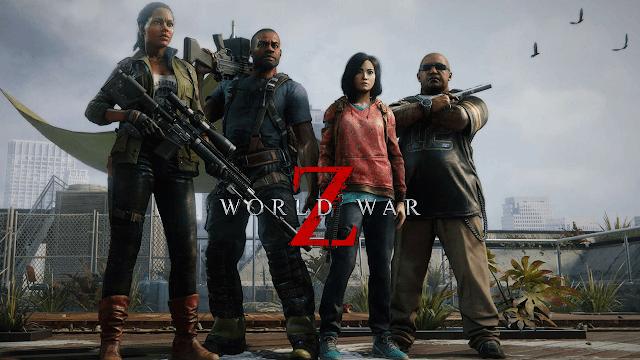 Link Tải Game World War Z Miễn Phí