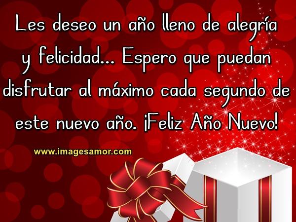 Imagenes de Año Nuevo con frases para whatsapp