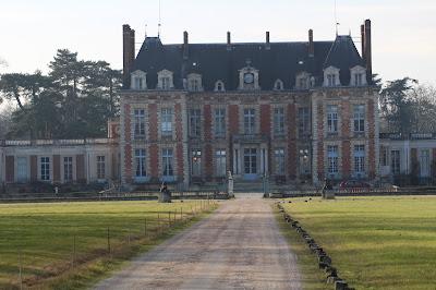 Château du Maréchal de Saxe et concours avec Caprice des Dieux