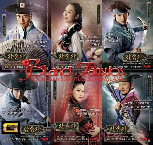 [K-Drama] The Three Musketeers - Season 1 (2014) Episode 4 - Indonesian Subtitles Land