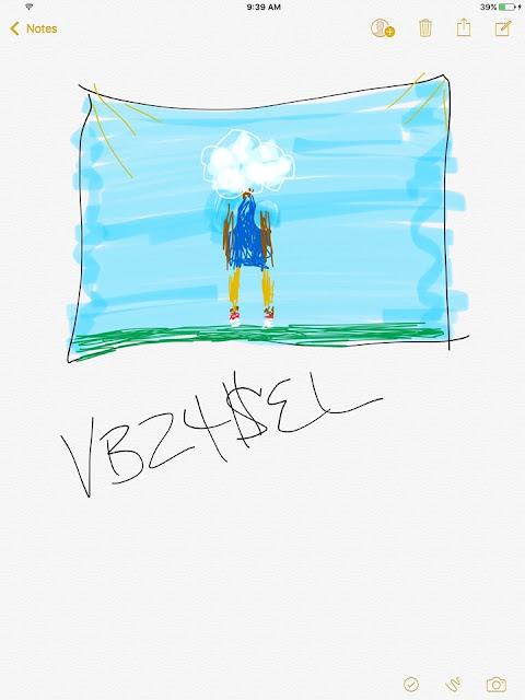 Vbz4$el Unveils New Single 'I Like It'