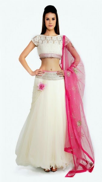 Anushree Reddy Indian Dress Collection