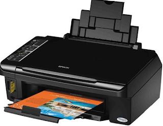 Epson Stylus TX200 Printer Driver Download