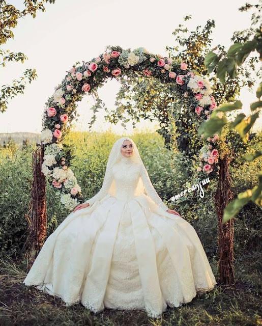 robe-mariée-hijab-2018