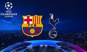 Barcelona - Tottenham Canli Maç İzle 11 Aralik 2018