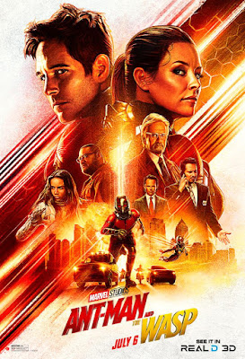 Image result for ant-man and wasp poster
