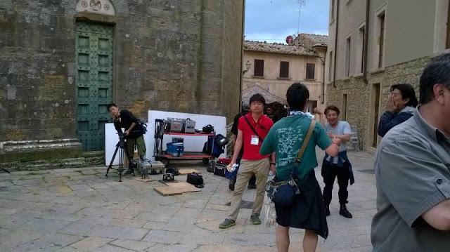 Zdjęcia do aktorskiego Fullmetal Alchemist we włoskim mieście Volterra