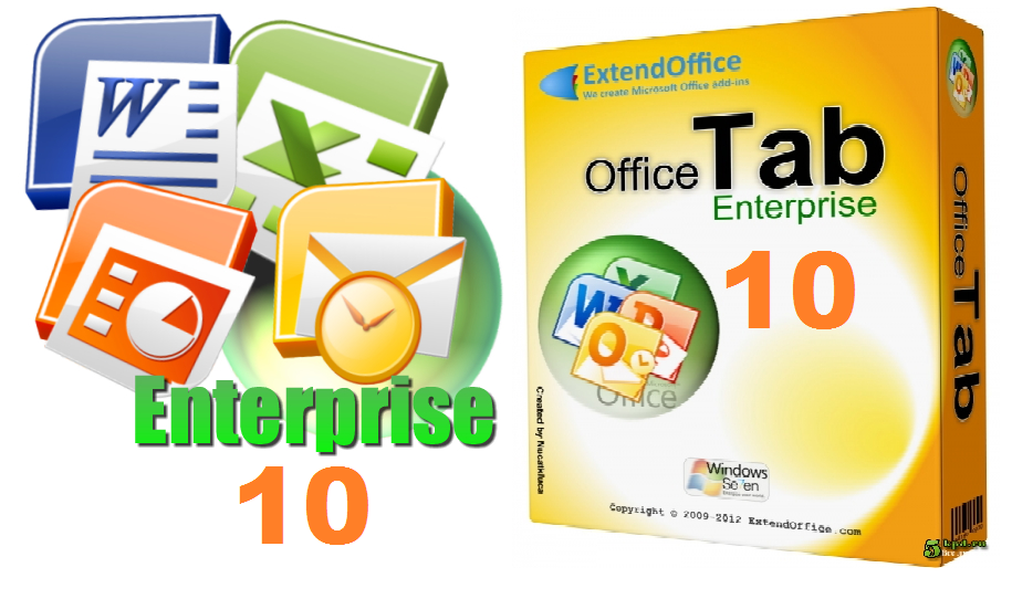 Office Tab Enterprise 10.50 Full Crack
